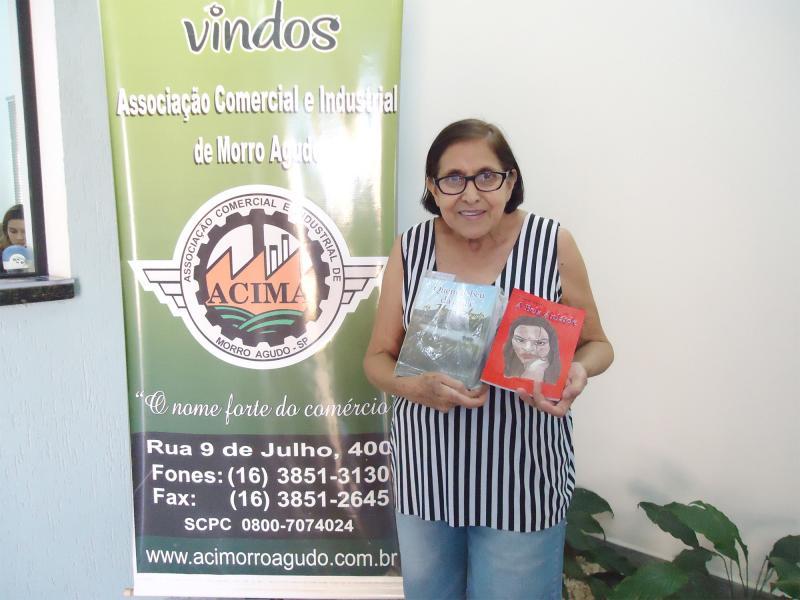 Empresa que doou: Jornal O Momento - Ganhadora: Vilma Machado Braga Pereira - Empresa onde comprou: DrogaFort